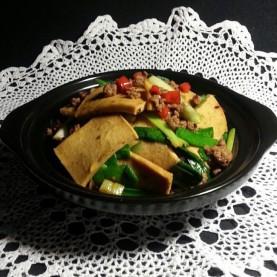 千叶豆腐,大连家政,大连爱恩,烹饪