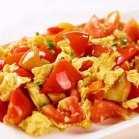 大连家政,大连爱恩,西红柿,鸡蛋