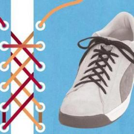 大连家政,大连爱恩,时尚,系鞋带