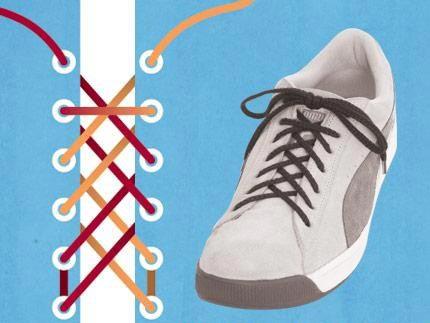 学生党必学的夏季系鞋带技能,分分钟变时尚潮人!