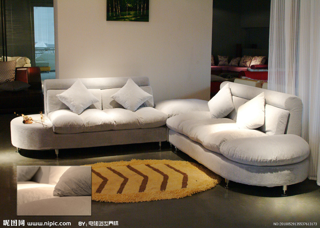 沙发坐久了又烂又脏,一招立马干干净净